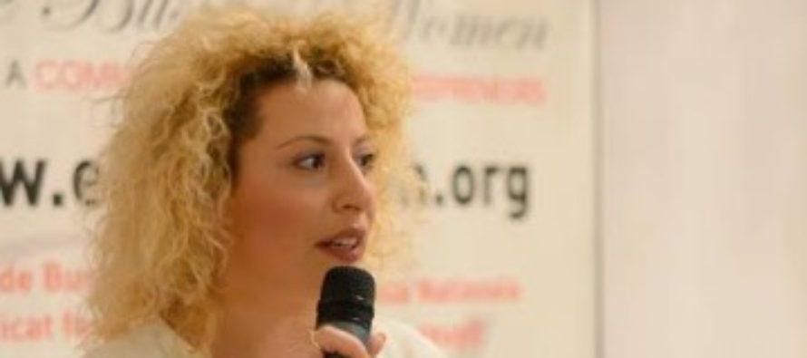 Bianca Tudor, presedinte ELITE Business Women: Cei care au avut succes in afaceri se asculta unii pe altii si lucreaza impreuna, nu in concurenta