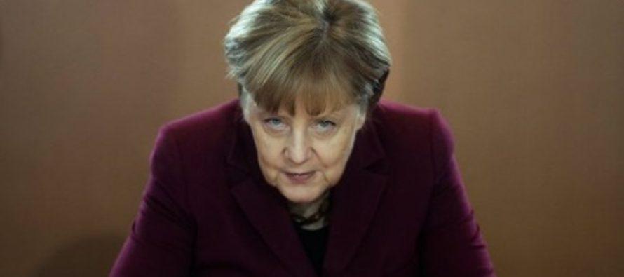 EXIT POLL ALEGERI GERMANIA 2017: Cum o claseaza sondajele pe Angela Merkel