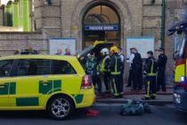 Explozie la metrou in Londra in statia Parsons Green District Line, mai multi raniti. UPDATE