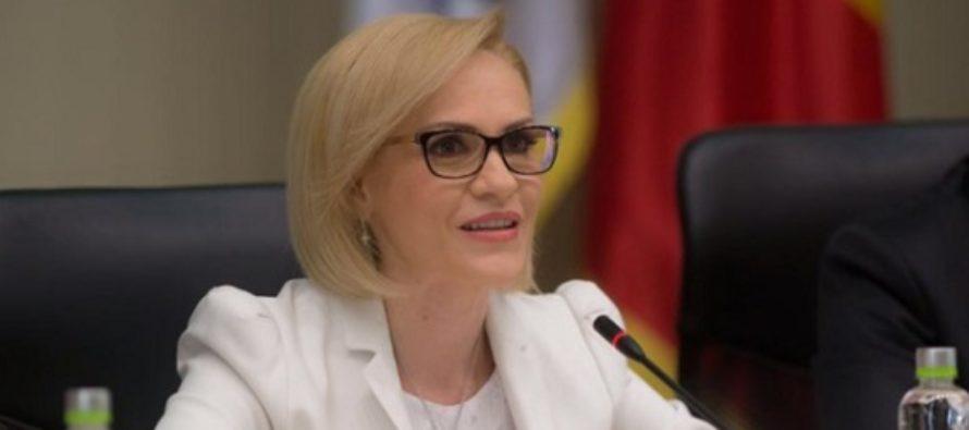 "Gabriela Firea a demisionat de la conducerea PSD Bucuresti. Ea considera ""regretabil"" sa se stie ce se va intampla in sedinta PSD inainte sa aiba loc"