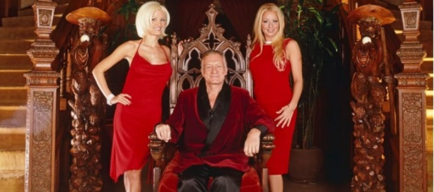 Hugh Hefner, fondatorul Playboy, a murit miercuri seara in locuinta sa