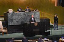 Discursul presedintelui Iohannis la Adunarea Generala a ONU. Accent pe conflictele prelungite care pun in pericol securitatea Marii Negre