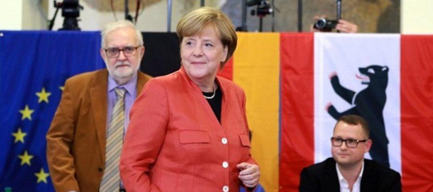 Angela Merkel, ultima aparatoare de forta a Europei, a castigat alegerile din Germania. In noul Bundestag vor intra sapte partide in loc de cinci