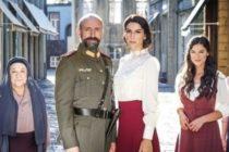 PATRIA MEA ESTI TU, EP. 1. Halit Ergenc si Berguzar Korel traiesc o poveste de dragoste fascinanta in timpul razboiului de Independenta al Turciei
