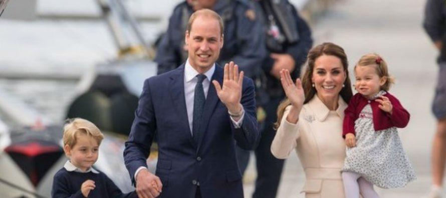 Kate Middleton este insarcinata din nou, Printul William va deveni tata pentru a treia oara