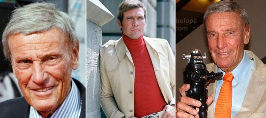 Doliu la Hollywood. Actorul Richard Anderson a murit in locuinta sa din Beverly Hills