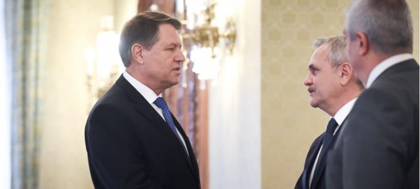 Suspendarea presedintelui Iohannis nu este luata in calcul de PSD, da asigurari Liviu Dragnea
