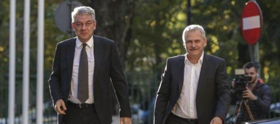 Remanierea Guvernului Tudose, comentata de Dragnea: Am avut o discutie cu premierul, in ianuarie vedem daca se impune o restructurare