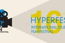 HyperFest 2017 – Festivalul International de Film Studentesc al Universitatii Hyperion – va invita la peste 100 de scurtmetraje romanesti si internationale