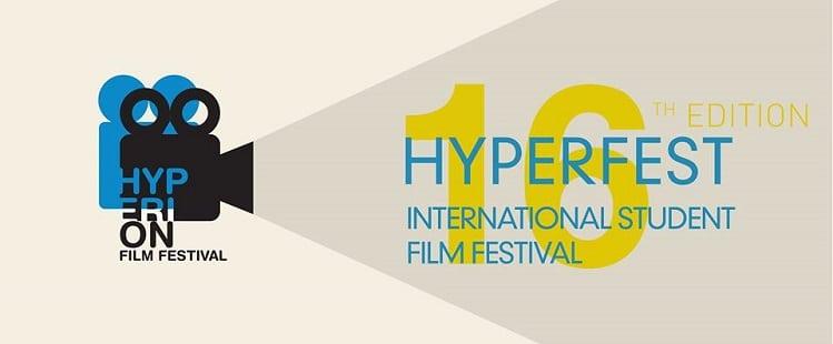 HyperFest 2017 - Festivalul International de Film Studentesc al Universitatii Hyperion - va invita la peste 100 de scurtmetraje romanesti si internationale