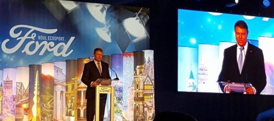 Iohannis: Persoanele cu probleme penale nu au ce cauta in functiile statului. In politica nu functioneaza prezumtia de nevinovatie