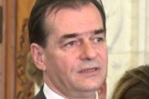 Ludovic Orban, dupa adoptarea motiunii: Cosmarul Romaniei a incetat, multumesc presedintelui Iohannis