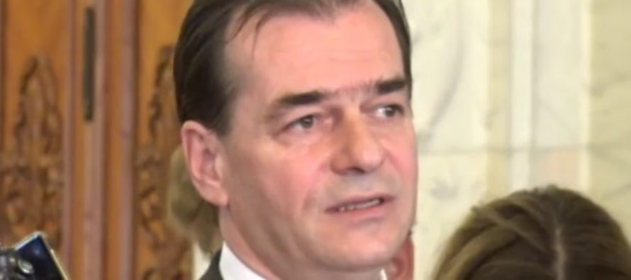 Ludovic Orban: Am formulat propunerea de excludere a lui Daniel Zamfir pentru nerespectarea hotararilor conducerii PNL si atacurile sistematice la adresa partidului