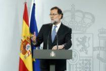 Premierul Spaniei a dizolvat Parlamentul din Catalonia si a anuntat alegeri anticipate pe 21 decembrie