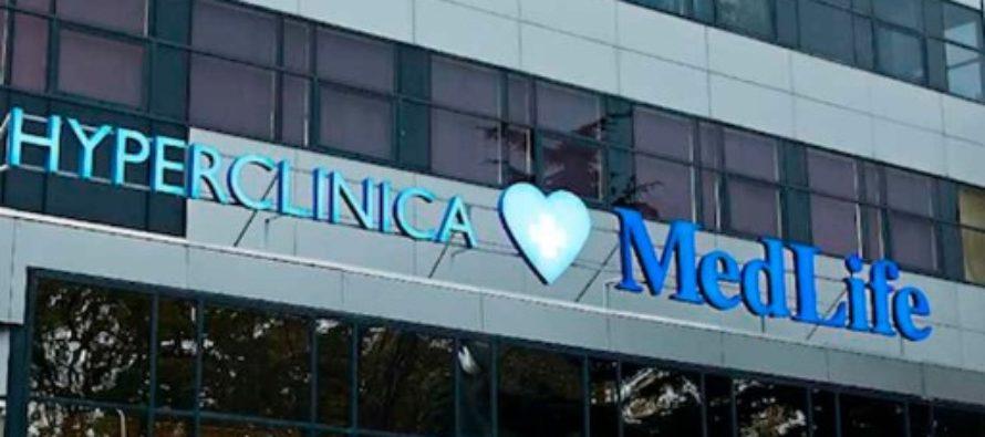 MedLife intentioneaza sa-si majoreze capitalul social cu 650.000 de lei