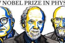 Premiul Nobel 2017 pentru Fizica ajunge la cercetatorii care au detectat undele gravitaționale