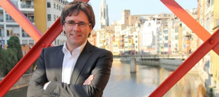 Carles Puigdemont spune, de la Bruxelles, ca va accepta rezultatul alegerilor din 21 decembrie si ca nu cauta azil in Belgia