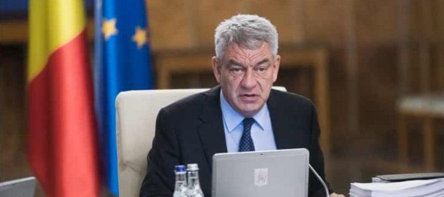 Premierul Tudose, mesaj de Ziua Nationala: Centenarul Marii Uniri este angajamentul nostru pentru redefinirea valorilor nationale