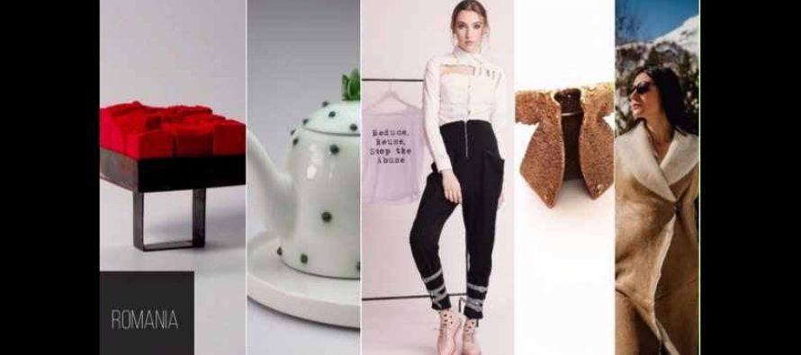 "Designeri romani, invitati la Bruxelles la a 4-a editie a Targului european de moda si design ""POP & SHOP"""