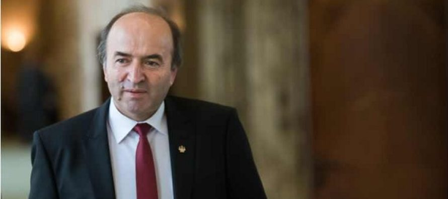 Ministrul Justitiei, la o intalnire cu grupul socialistilor europeni din Parlamentul European: Am convingerea ca sunt dezinformari la nivel european pe legile justitiei