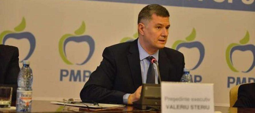 Proiectul TVA Split nu va fi votat de parlamentarii PMP. Valeriu Steriu: Sistemul nou de Cod Fiscal va dezavantaja firmele