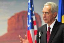 Ambasadorul SUA, Hans Klemm, i-a facut o vizita neanuntata presedintelui Camerei Deputatilor, Liviu Dragnea
