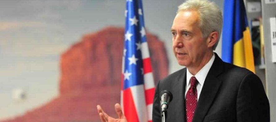 Ambasadorul SUA la Bucuresti: Avem incredere deplina in Directia Nationala Anticoruptie si in conducerea sa
