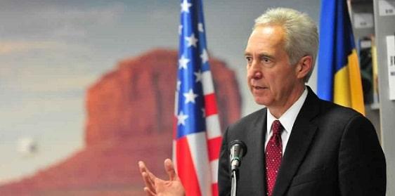 Ambasada SUA la Bucuresti nu mai are fonduri pentru desfasurarea activitatii, din cauza crizei bugetare de la Washington
