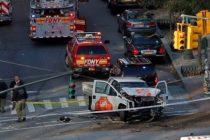 Atac la New York, SUA: Printre morti sunt cetateni din Belgia si Argentina. Atacul cu camioneta s-a soldat cu 8 morti si 12 raniti
