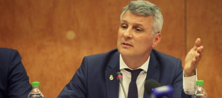 Senatorul Daniel Zamfir este noul lider al grupului ALDE