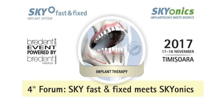Medicii stomatologi s-au reunit la Timisoara la cel mai mare forum romanesc dedicat stomatologiei si tratamentelor cu implant dentar