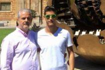 Fiul lui Adrian Nastase, Mihnea Nastase, s-a inscris in PSD la organizatia Sector 1
