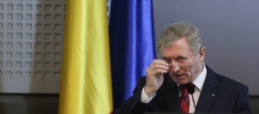 Procurorul general al Romaniei reactioneaza la propunerea lui Tudorel Toader de revocarea a sa din functie
