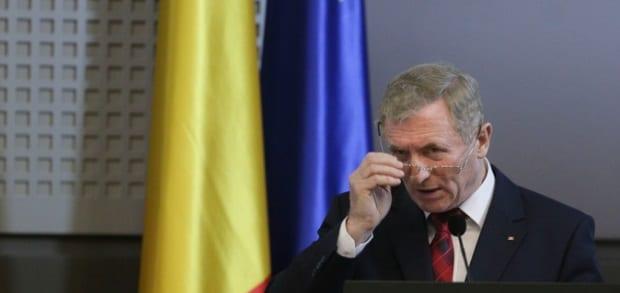Procurorul general Augustin Lazar, dupa comunicatul Departamentului de Stat al SUA: Nu e nicio urgenta cu Legile Justitiei. Un aviz al Comisiei de la Venetia este obligatoriu