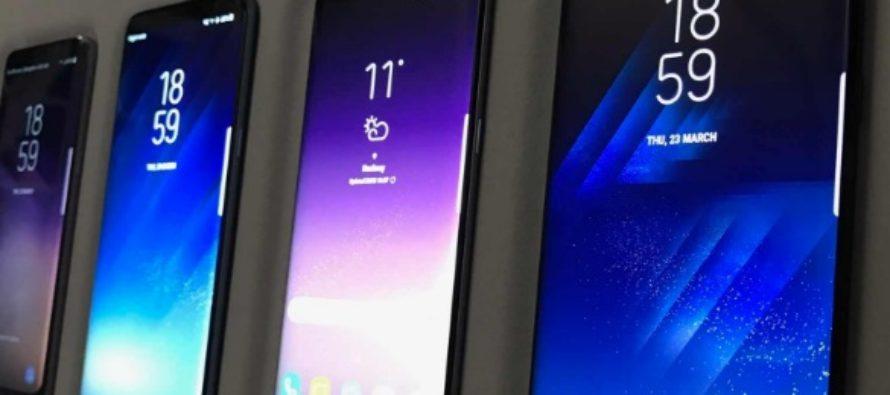 Oferta de la Telekom de Black Friday: Smartphone Samsung Galaxy S8 la 1 leu