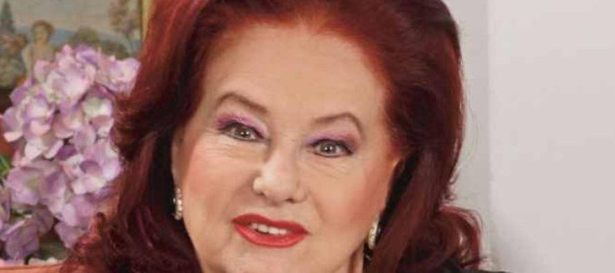 Teatrul National Radiofonic deplange disparitia actritei Stela Popescu: Va ramane de-a pururi in Fonoteca de aur a Societatii Romane de Radiodifuziune