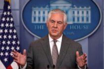 Ce vrea America de la partenerii sai? Tillerson: Sa fie suverani si dedicati idealurilor occidentale