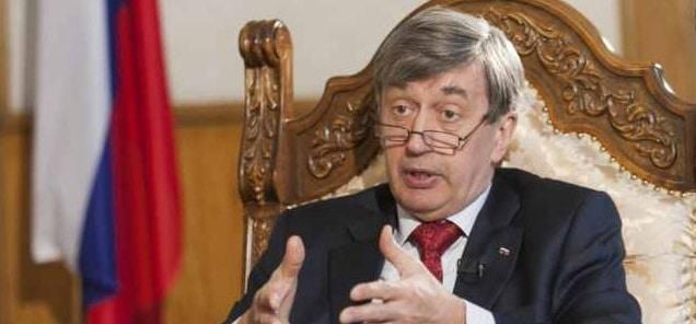 Valeri Kuzmin, ambasadorul Rusiei la Bucuresti, propune un referendum pentru unire Romaniei cu Rep. Moldova, la fel ca in Crimeea