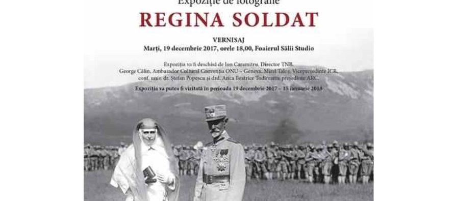 Serie de expozitii la Teatrul National, printre care si cea dedicata personalitatii Regina Maria a Romaniei