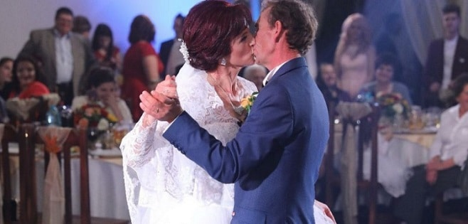 GOSPODAR FARA PERECHE, 11 DECEMBRIE 2017. Nunta cu traditii ardelenesti pentru Marin si Marcela