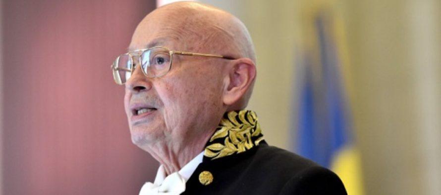 Fizicianul Ionel Valentin Vlad, presedintele Academiei Romane, a murit la varsta de 74 de ani. Inmormantarea va avea loc joi