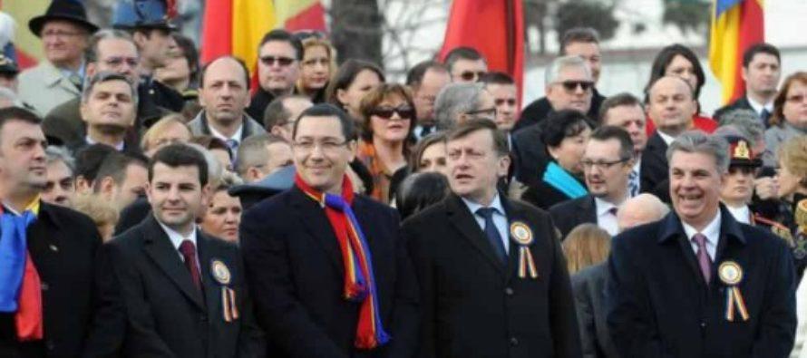 Victor Ponta, de Ziua Nationala: La parada din 2012 am simtit cel mai mult incredere in viitor. De atunci a fost din ce in ce mai rau