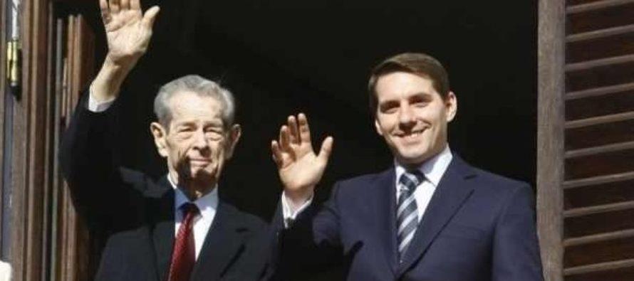 Principele Nicolae: Romania si-a pierdut Regele, eu am pierdut cel mai bun prieten. Bunicule, imi va fi dor de tine!
