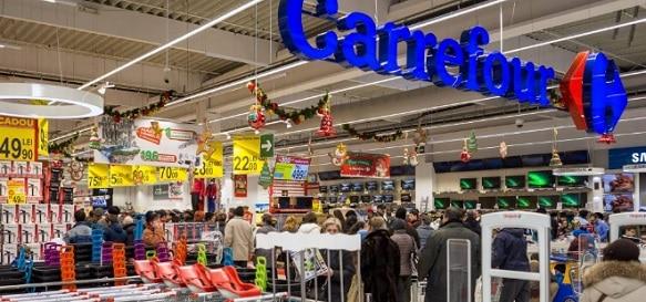 Program Carrefour de Craciun 2017 si Revelion 2018. Program 24-27 decembrie 2017 si 31 decembrie 2017 - 1 ianuarie 2018