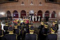 Ramas bun, Majestate! Regele Mihai a fost inmormantat in noua Catedrala din Curtea de Arges alaturi de Regina Ana