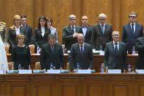 Sedinta solemna in Parlament pentru comemorarea Regelui Mihai. Principesa Margareta: Dragi romani, la fel ca si dumneavoastra am pierdut un tata