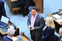 Serban Nicolae si Cosette Chichirau, bataie de joc fata de electoratul care i-a trimis in Parlament