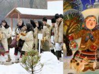 Traditii si obiceiuri de Craciun in Moldova. Seara de 24 decembrie este magica cu grupuri de colindatori
