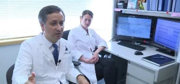 Victor Velculescu, cercetator roman stabilit in Baltimore, a descoperit biopsia lichida - un test de sange care semnaleaza cancerul in stadii pretumorale
