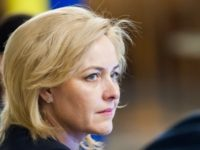 Carmen Dan a demisionat de la Ministerul de Interne: Inteleg ca este vorba de o decizie politica si eu o respect